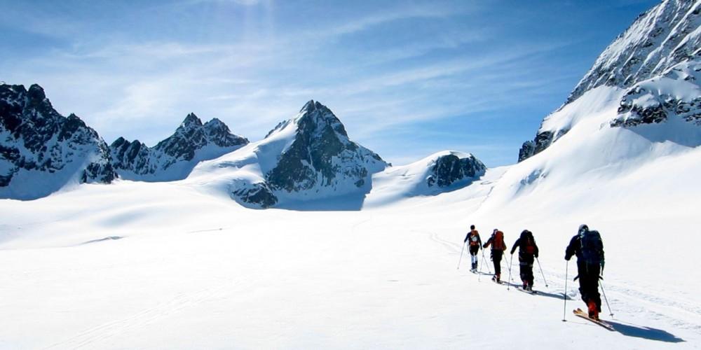 Alta Ruta Chamonix - Zermatt en esquí