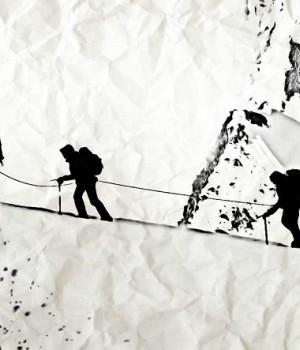 El guía de montaña